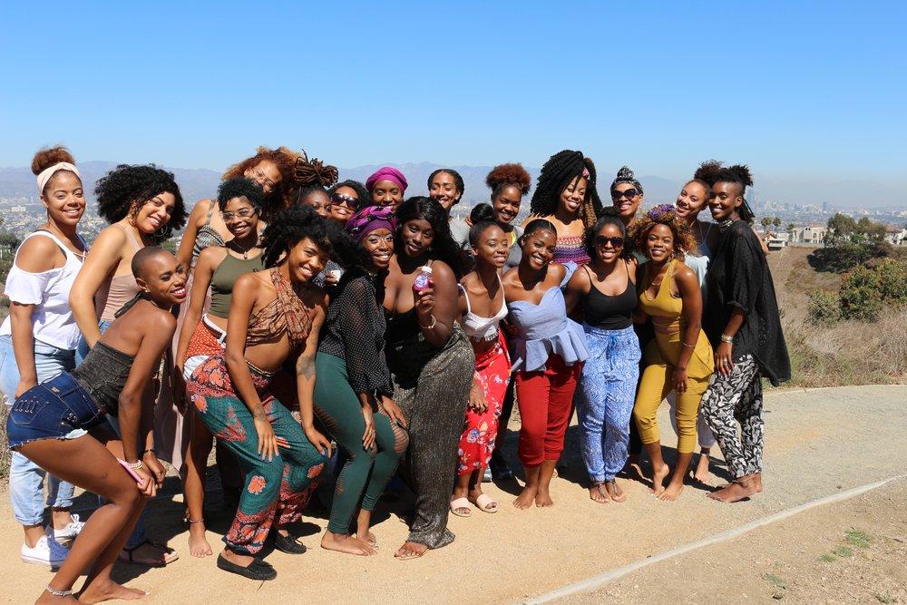 First sisters healing workshop in Los Angeles