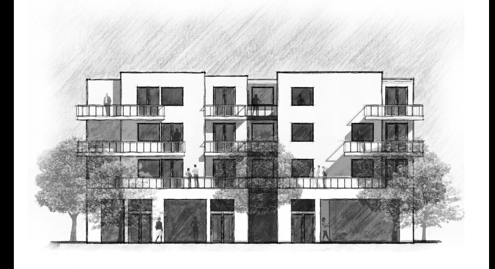 Flynn Architecture_Joseph L. Flynn, AIA Architect_Joe Flynn Architecure_Highland Park Multifamily_Title.png