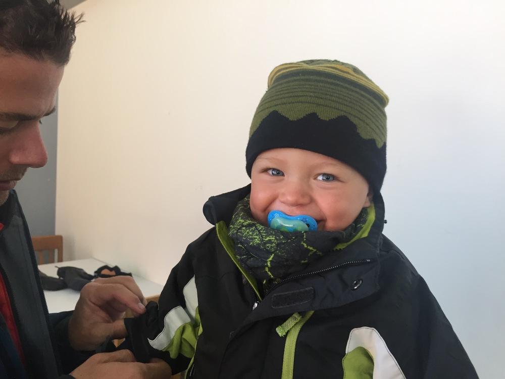 Little ripper boy ~ Next snowboarder generation