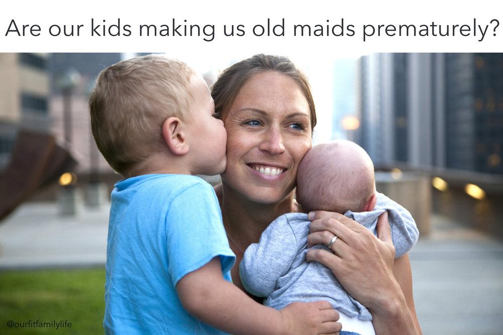 motherhood - aging - skin - wrinkles - dermalogica
