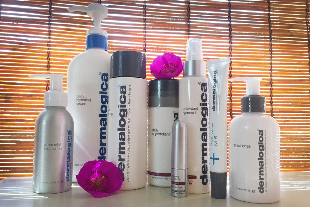 dermalogica - skincare routine - motherhood