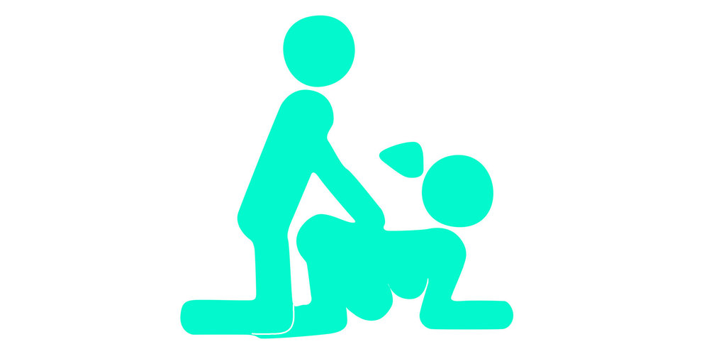 Sex positions during pregnancy - On all fours