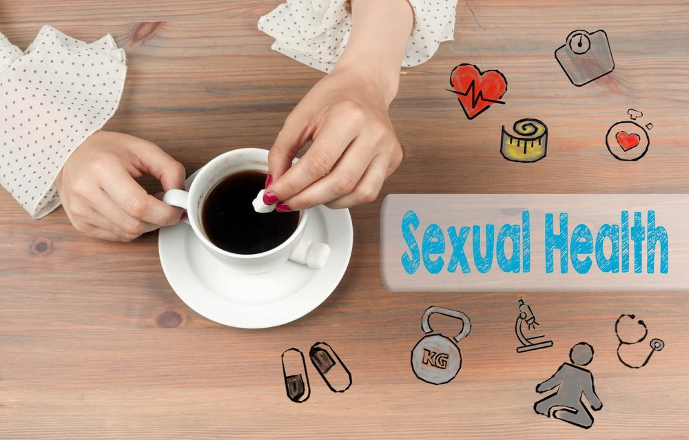 Coffee Table Sexual Health