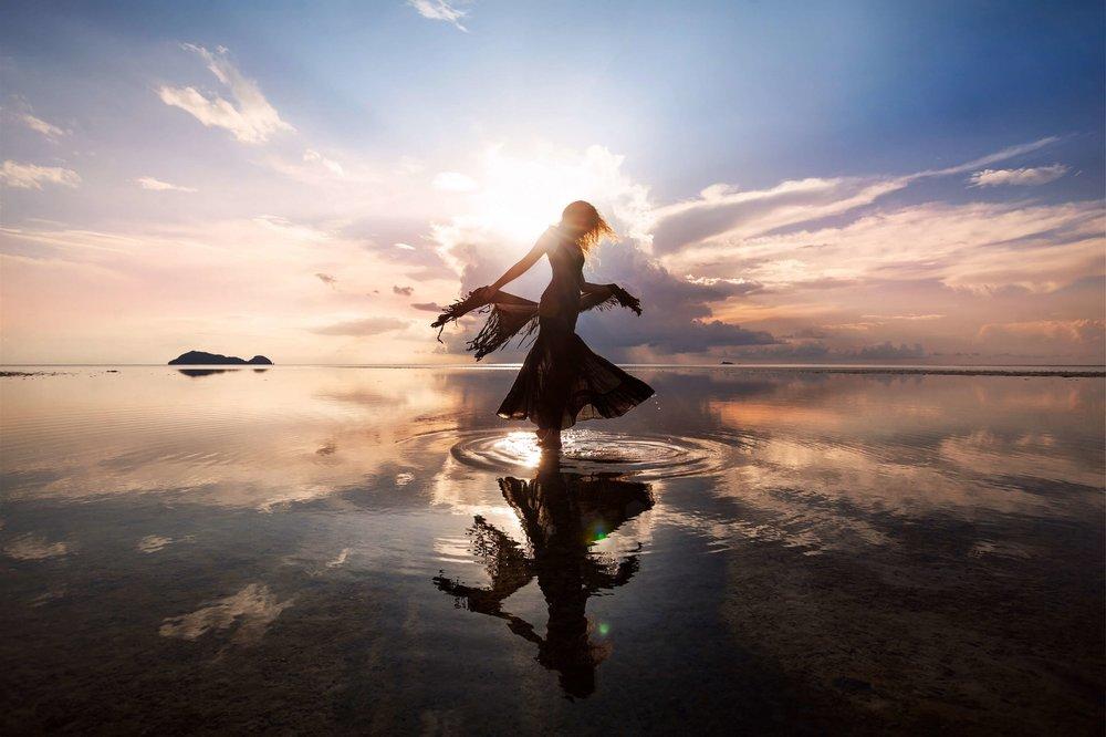 Honouring the Divine Feminine:  Menarche, Menstruation and Beyond