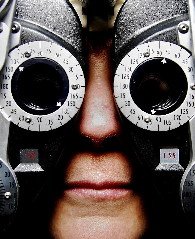 optometrists - When it all suddenly comes into focus.