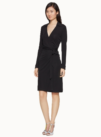 DVF Wrap Dress $500.00