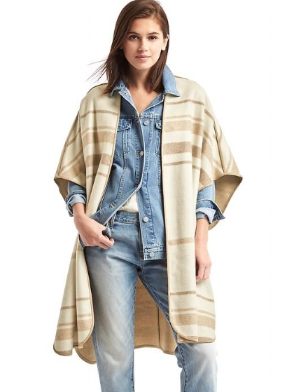 Gap Blanket Cape