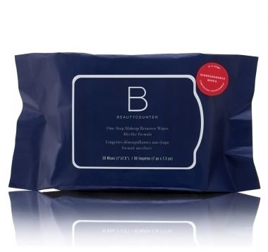 One Step Make Up Remover Wipes - Beautycounter $25.00