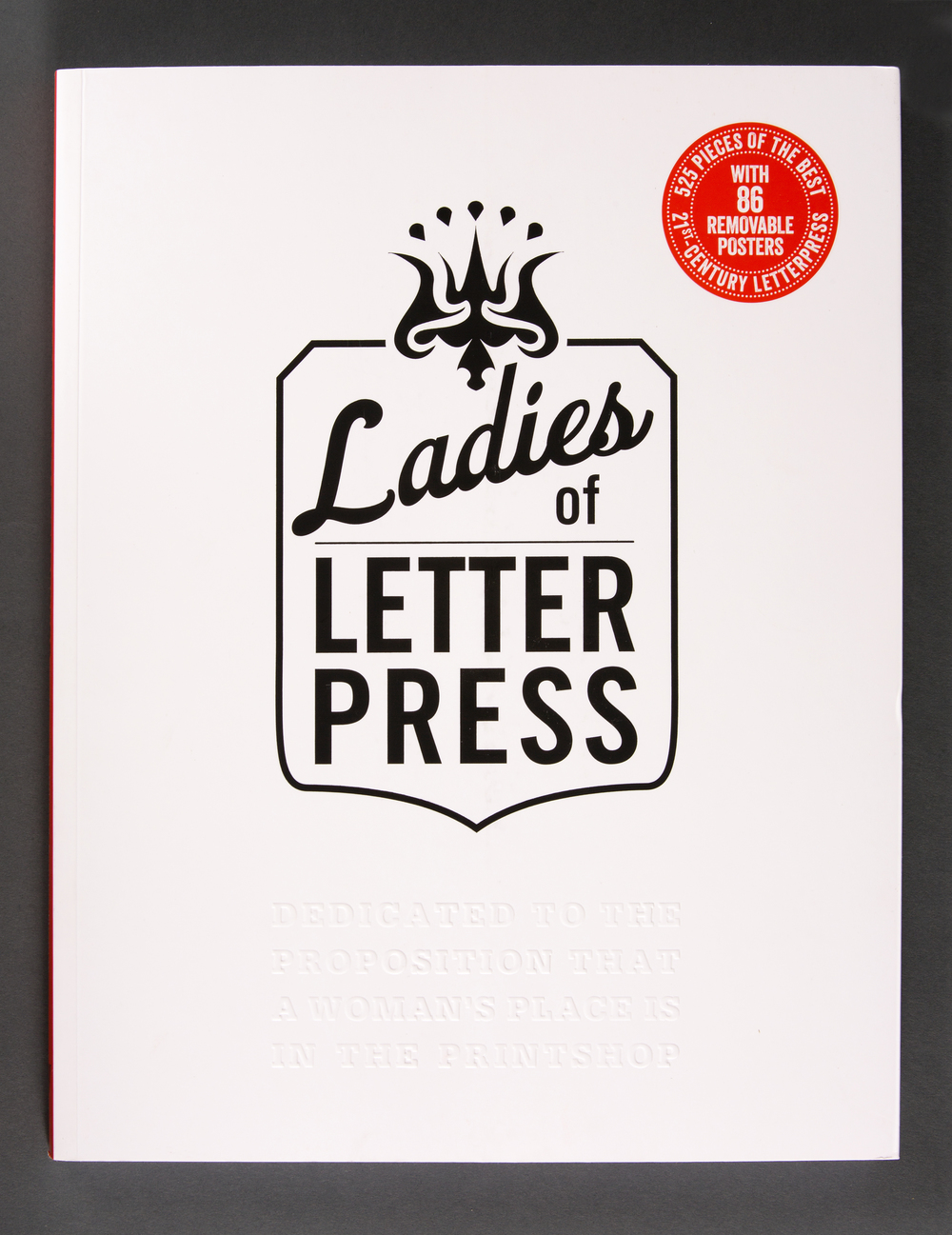 ladies of letterpress book