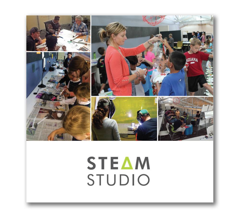 STEAM Studio Brochure
