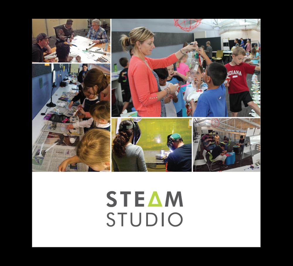 STEAM Studio Brochure