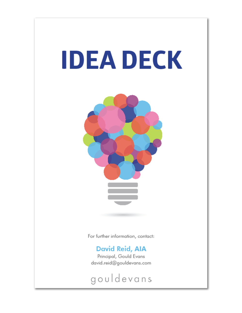 Most Likely to Succeed Idea Deck