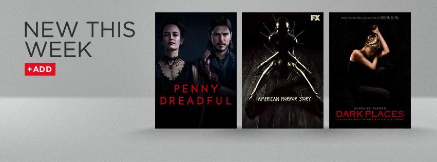 DVD Netflix New Releases 10/06