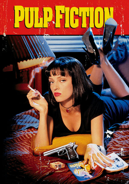 Pulp Fiction DVD for Rent