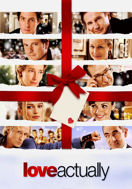 Love Actually on DVD