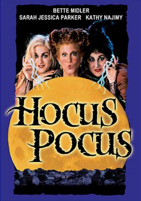 Hocus Pocus on DV