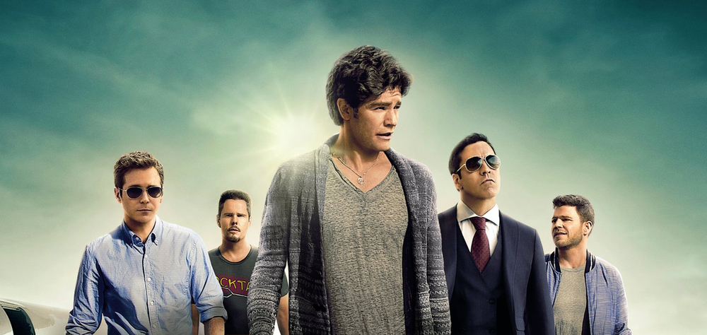 Entourage for rent on DVD/Blu-ray