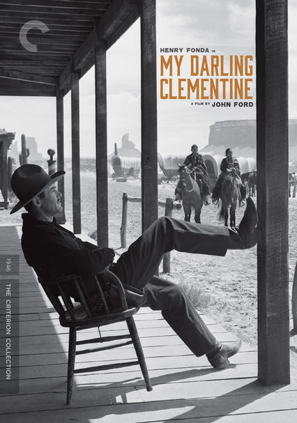 My Darling Clementine on DVD for Rent