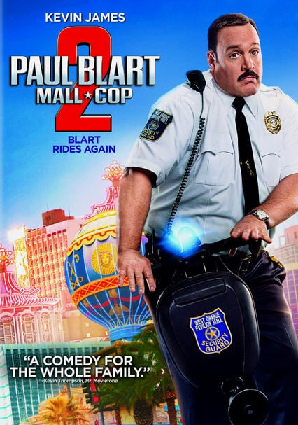 Rent Paul Blart: Mall Cop 2 on DVD and Blu-ray