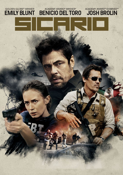 Rent Sicario on DVD and Blu-ray
