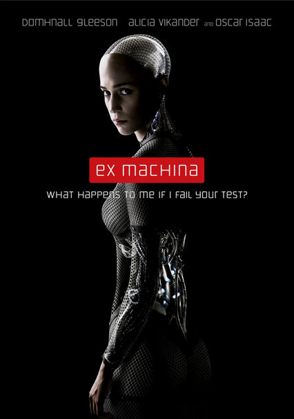 Rent Ex Machina on DVD and Blu-ray