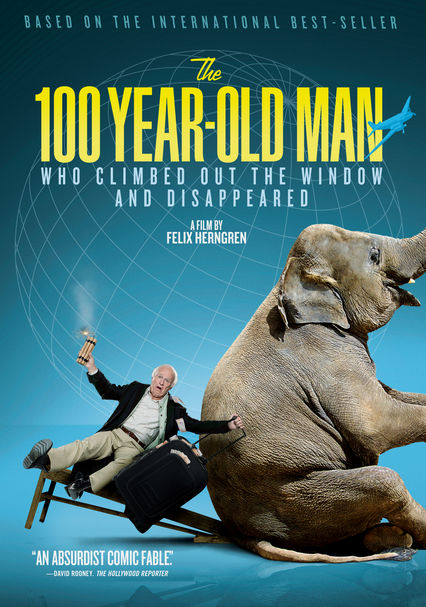 Rent The 100 Year-Old Man Who Climbed Out The Window And Disappeared DVD and Blu-ray