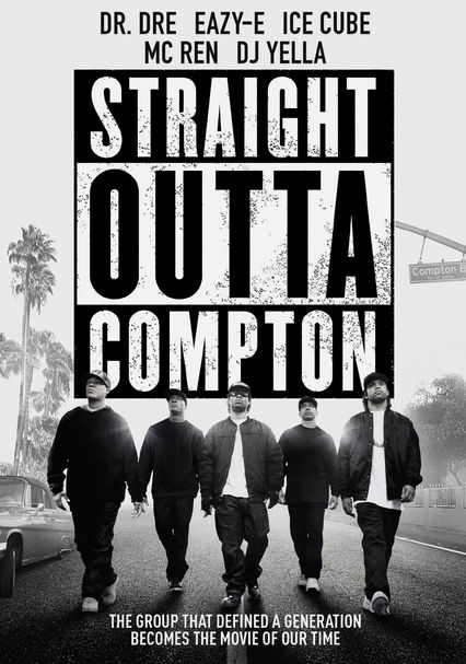 Rent Straight Outta Compton on DVD and Blu-ray