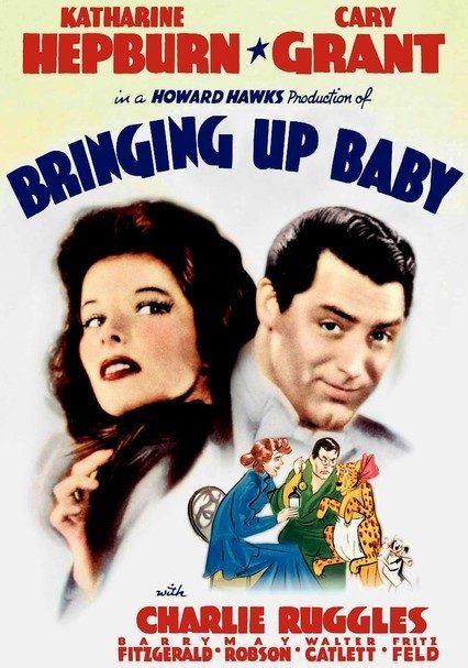 Bringing Up Baby DVD for Rent