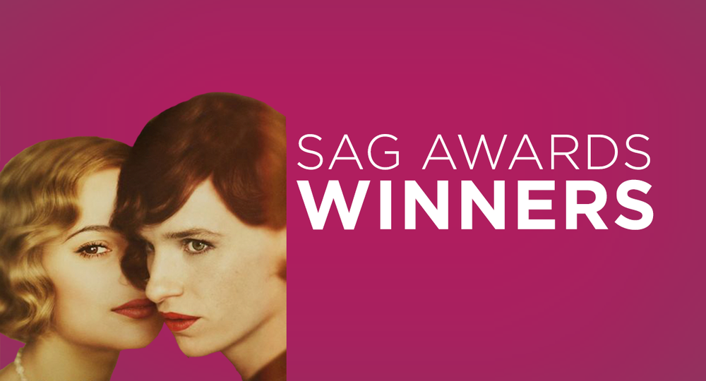 SAG Awards Winners