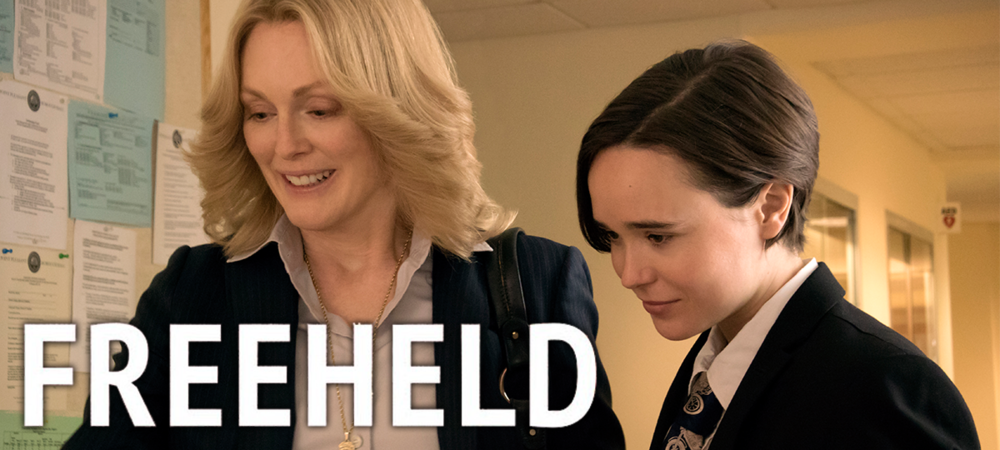 Freeheld DVD for Rent