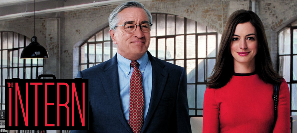 Rent The Intern DVD Blu-ray