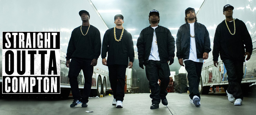 Rent Straight Outta Compton DVD