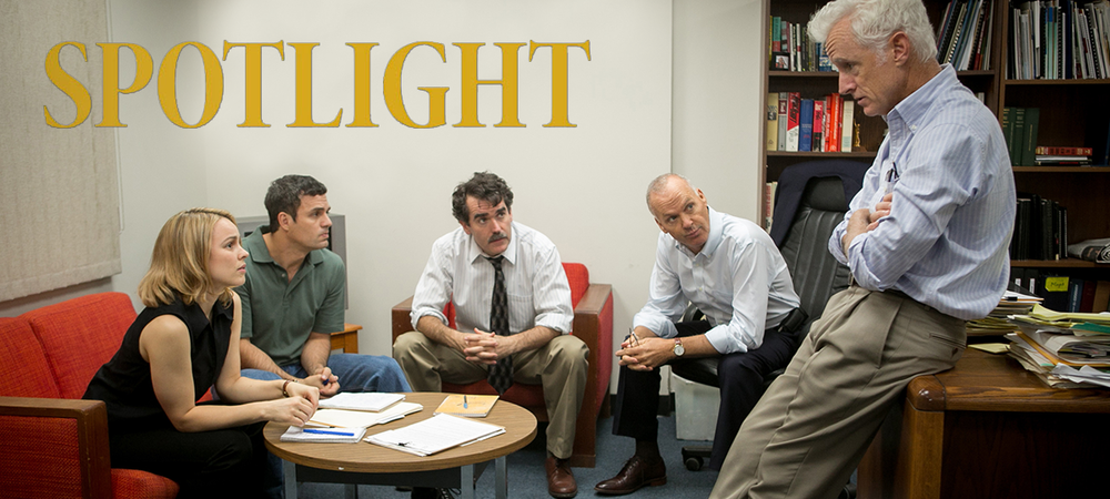 Spotlight DVD and Blu-ray for Rent