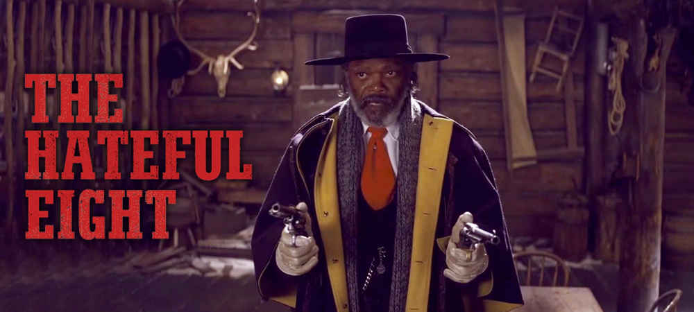 The Hateful Eight DVD for Rent on DVD and Blu-ray