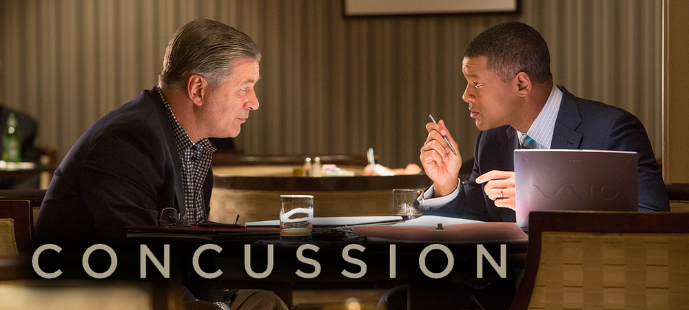 Concussion DVD for Rent and Blu-ray