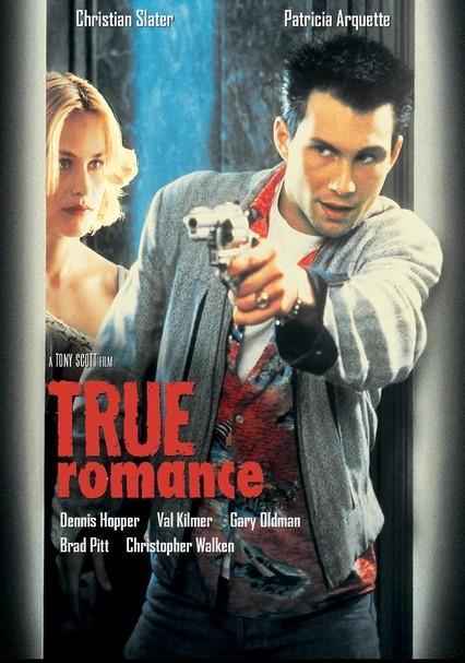 True Romance DVD for Rent