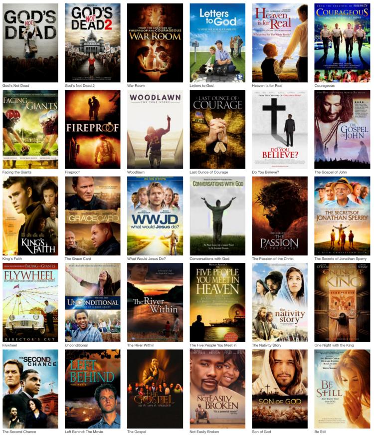 Films of Faith - Netflix DVD Blog
