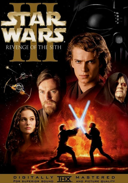 Rent Star Wars III: Revenge of the Sith DVD