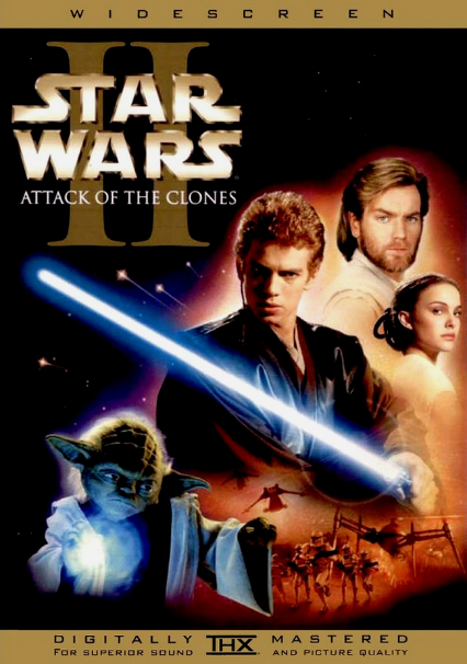 Rent Star Wars II: Attack of the Clones DVD