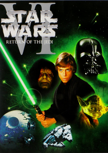 Rent Star Wars VI: Return of the Jedi DVD