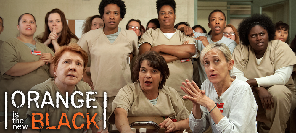 Rent Orange is the New Black Season 3 DVD and Blu-ray