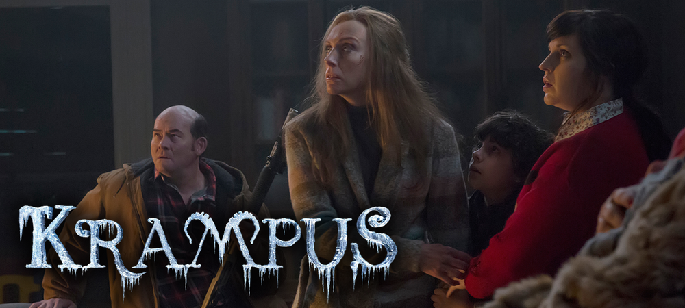 Rent Krampus DVD