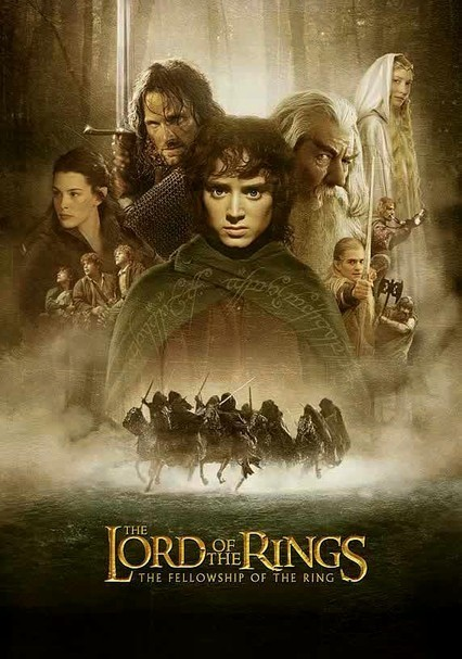 Rent The Lord of the Rings: The Fellowship of the Ring DVD and Blu-ray