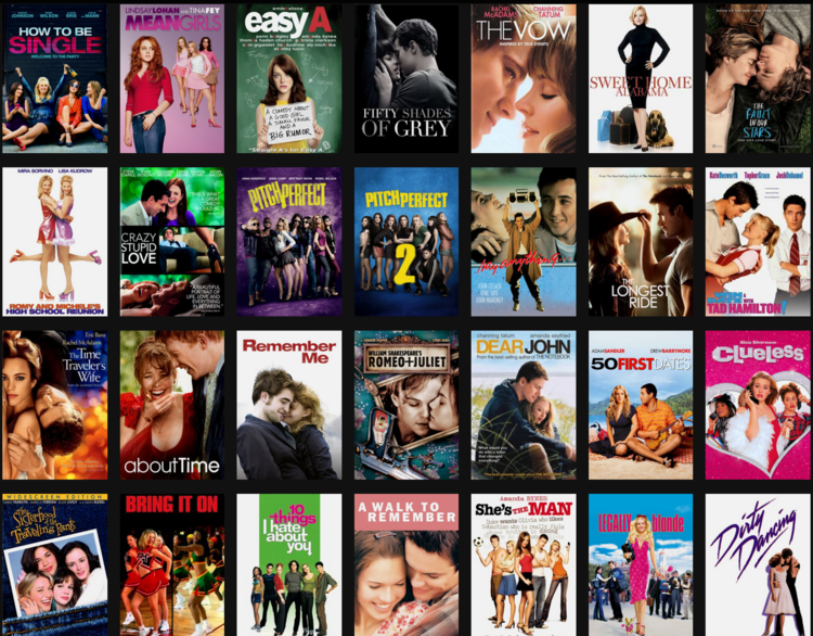 60 Best Girls Night Movies