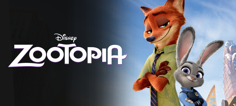 Rent Zootopia DVD and Blu-ray