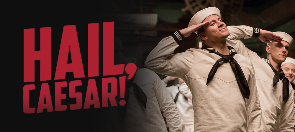Rent Hail, Caesar! DVD and Blu-ray