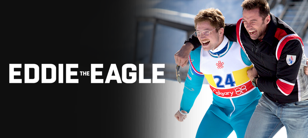 Rent Eddie the Eagle DVD and Blu-ray