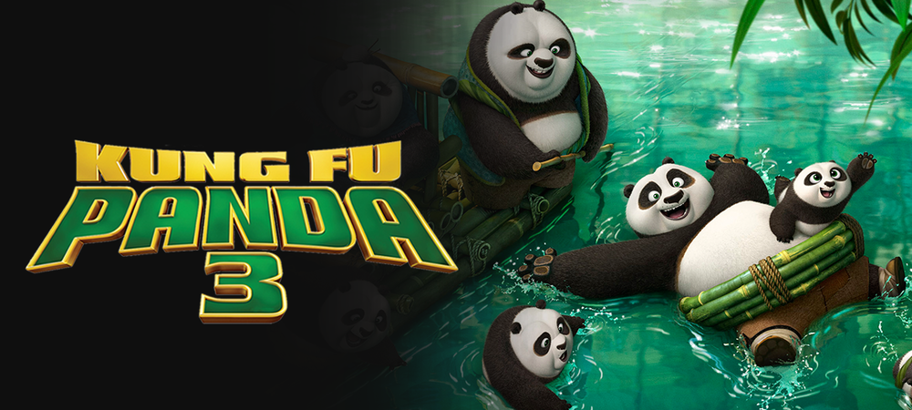 Rent Kung Fu Panda 3 DVD and Blu-ray