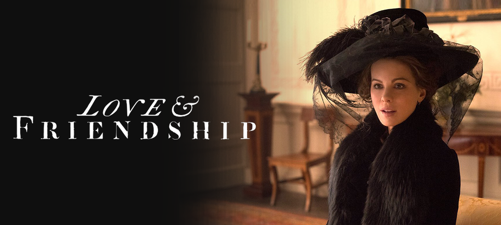 Love & Friendship DVD and Blu-ray