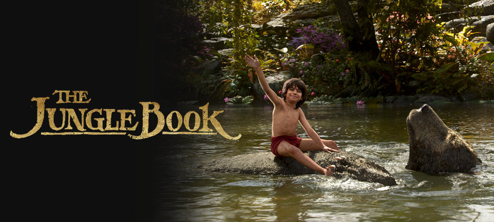 The Jungle Book DVD and Blu-ray